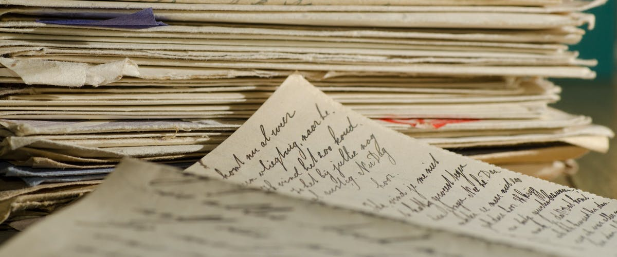 History of Handwritten Letters